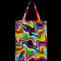 Irritation Colorful Dream Zipper Classic Tote Bag View2