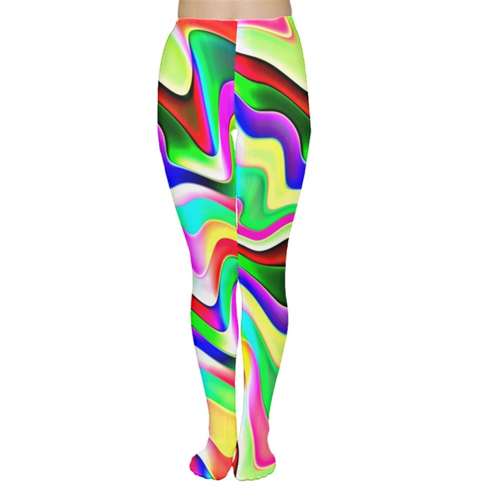 Irritation Colorful Dream Women s Tights