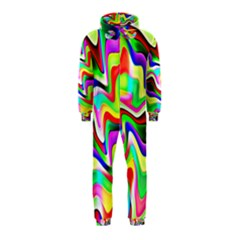 Irritation Colorful Dream Hooded Jumpsuit (Kids)