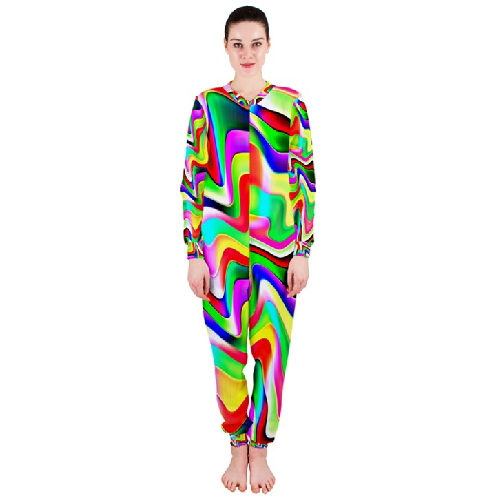Irritation Colorful Dream OnePiece Jumpsuit (Ladies)
