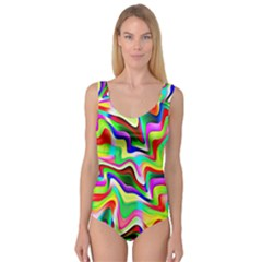 Irritation Colorful Dream Princess Tank Leotard