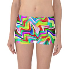 Irritation Colorful Dream Reversible Boyleg Bikini Bottoms