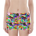 Irritation Colorful Dream Boyleg Bikini Wrap Bottoms View1