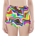 Irritation Colorful Dream High-Waisted Bikini Bottoms View1