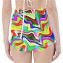 Irritation Colorful Dream High-Waisted Bikini Bottoms View2
