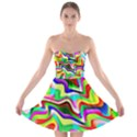 Irritation Colorful Dream Strapless Bra Top Dress View1