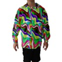 Irritation Colorful Dream Hooded Wind Breaker (Kids) View1