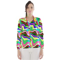 Irritation Colorful Dream Wind Breaker (women)