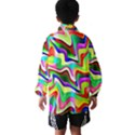 Irritation Colorful Dream Wind Breaker (Kids) View2