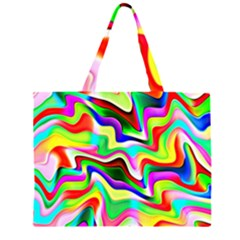 Irritation Colorful Dream Large Tote Bag