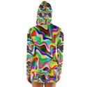 Irritation Colorful Dream Women s Long Sleeve Hooded T-shirt View2