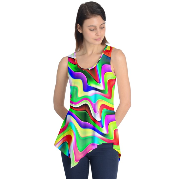Irritation Colorful Dream Sleeveless Tunic
