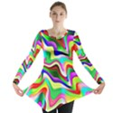Irritation Colorful Dream Long Sleeve Tunic  View1