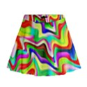 Irritation Colorful Dream Mini Flare Skirt View1