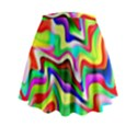Irritation Colorful Dream Mini Flare Skirt View2