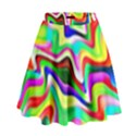 Irritation Colorful Dream High Waist Skirt View1