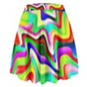 Irritation Colorful Dream High Waist Skirt View2