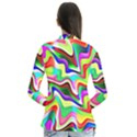 Irritation Colorful Dream Drape Collar Cardigan View2