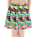 Irritation Colorful Dream Pleated Mini Skirt View1