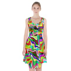 Irritation Colorful Dream Racerback Midi Dress