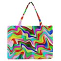Irritation Colorful Dream Medium Zipper Tote Bag View1