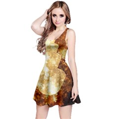 Sparkling Lights Reversible Sleeveless Dress