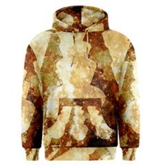 Sparkling Lights Men s Pullover Hoodie