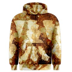 Sparkling Lights Men s Zipper Hoodie