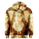 Sparkling Lights Men s Zipper Hoodie View2