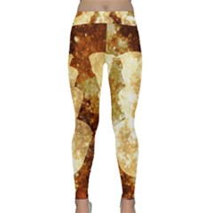 Sparkling Lights Yoga Leggings