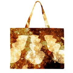 Sparkling Lights Large Tote Bag