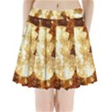 Sparkling Lights Pleated Mini Skirt View1