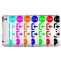Download Upload Web Icon Internet HTC 8S Hardshell Case View1
