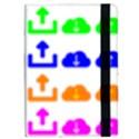 Download Upload Web Icon Internet iPad Mini 2 Flip Cases View2