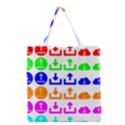 Download Upload Web Icon Internet Grocery Tote Bag View1