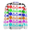 Download Upload Web Icon Internet Men s Long Sleeve Tee View2
