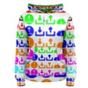 Download Upload Web Icon Internet Women s Pullover Hoodie View1