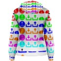 Download Upload Web Icon Internet Women s Pullover Hoodie View2