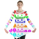 Download Upload Web Icon Internet Long Sleeve Tunic  View1