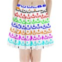 Download Upload Web Icon Internet Pleated Mini Skirt View1