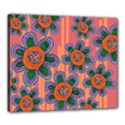 Colorful Floral Dream Canvas 24  x 20  View1