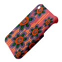 Colorful Floral Dream Apple iPhone 3G/3GS Hardshell Case View4