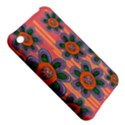 Colorful Floral Dream Apple iPhone 3G/3GS Hardshell Case View5