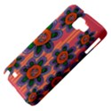 Colorful Floral Dream Samsung Galaxy Note 1 Hardshell Case View4