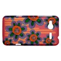 Colorful Floral Dream HTC Radar Hardshell Case  View1
