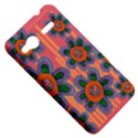 Colorful Floral Dream HTC Radar Hardshell Case  View5