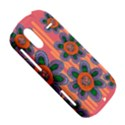 Colorful Floral Dream HTC Amaze 4G Hardshell Case  View5