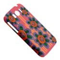 Colorful Floral Dream HTC Sensation XL Hardshell Case View5