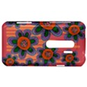 Colorful Floral Dream HTC Evo 3D Hardshell Case  View1