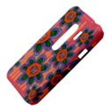 Colorful Floral Dream HTC Evo 3D Hardshell Case  View4